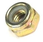 B6182-8 Worldlawn Nylon Locknut M8