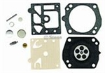Genuine WALBRO K22-HDA Complete Carburetor Kit for Walbro HDA-58, HDA-58-1 Carburetor