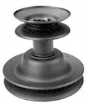 R10185 Double Engine Pulley Replaces MTD 756-0982B