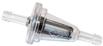 "R10349 - 1/4"" Line Fuel Filter with Polyester screen - 90 Microns"