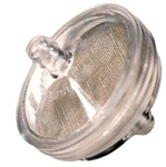 "R10424 - 1/4"" Line Fuel Filter with Stainless steel screen - 75 Microns"