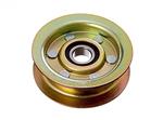 R10741 Flat Idler Pulley Replaces John Deere GY20067, GY22172