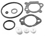 R10931 Carburetor Gasket Set Replaces Briggs & Stratton 498261