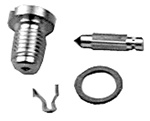 10946 Needle & Seat replaces Onan 0142-0553  Fits models B43 & B48