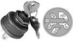 R11018 Ignition Switch Replaces Toro Wheel Horse 27-2360