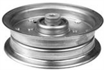 R11657 Heavy Duty Flat Idler Pulley Replaces Scag 483215
