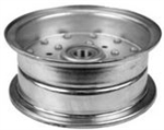 R11815 Flat Idler Pulley Replaces Exmark 1-413099
