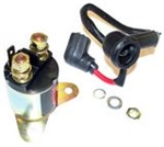 R12050 Starter Solenoid Replaces Honda 31204-ZA0-003