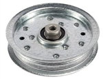R12675 Flat Idler Pulley Replaces MTD 756-04129B