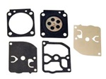 R12774 Carburetor Gasket & Diaphragm Kit Replacing Zama GND-31