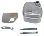 R1283 - Muffler Replaces Briggs & Stratton 692304