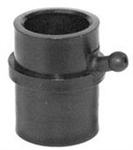 R12857 Wheel Bushing includes grease fitting replaces MTD 741-0990B