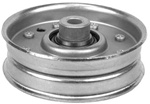 R12930 Flat Idler Pulley Replaces Scag 483173