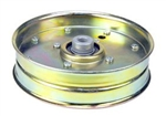 R14090 Flat Idler Pulley Replaces MTD Cub Cadet 756-3062