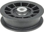 R14241 Flat Idler Pulley Replaces John Deere  AM115459