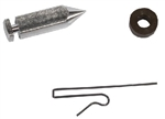 R1434 Inlet Needle, Seat & Clip Replace Tecumseh 631021B