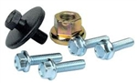 "R14579 - 7/16"" Spindle Hardware Kit for Sears Craftsman Husqvarna Lawn Tractors"