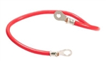 R1934 16-inch Red Battery Cable, 6 gauge