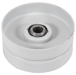 R2192 Flat Idler Pulley IP5222 replaces Bolens 171-7584