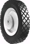 "R2984 - 8"" X 1.75"" Toro/Wheel Horse 38-2930 Self-Prop. Wheel with 1/2"" ID Ball Bearing"