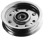 R3236 Flat Idler Pulley Replaces Murray 490118MA