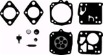R3644 - Carburetor Repair Kit Replaces Tillotson RK-23HS
