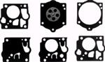 R4184 Carburetor Gasket/Diaphragm Kit Replaces Walbro D10-SDC