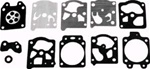 R4923 - Carburetor Gasket & Diaphragm Kit Replaces Walbro D20-WAT