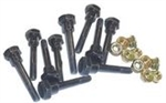R5541 Pack of 10 Shear Pins & Nuts For Husqvarna ST1030, ST723 & ST926 Snowblowers