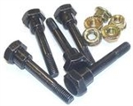 R5541 Pack of 5 Shear Pins & Nuts For Husqvarna ST1030, ST723 & ST926 Snowblowers