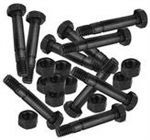 R5575 Pack of 10 Snowblower Shear Pins & Nuts Replace Ariens 52100100