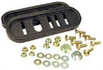 R5584 - Universal Deluxe Poly Snowblower Skid Shoes Kit replaces MTD - 731-06472