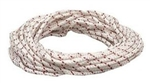 R1306-1 - 1 Foot of Red Braided Premium Starter Cord - Size No. 8