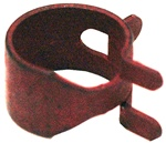 "R5905 - Hose Clamp For Nitrile Fuel Line with 1/4"" ID, 1/2"" OD"