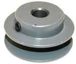 "R5964 Cast Iron Pulley 1/2"" X 2-1/4"""