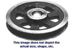 "R5976 Cast Iron Pulley 1"" X 2-3/4"""