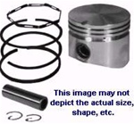 R6726 Piston Assembly +.010 Replaces Briggs & Stratton 391287