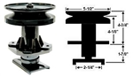 R6813 Primary Spindle Assembly Replaces Sears 121676X, 121687X