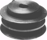 R7124 Double Pulley Replaces Scag 48199