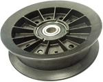R7126 Flat Idler Pulley Replaces Murray 91801