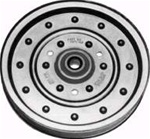 R7176 Flat Idler Pulley Replaces Gravely 22063