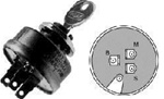 R7179 Ignition Switch Replaces Snapper 7018816