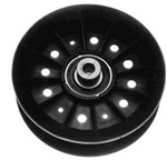 R7182 Flat Idler Pulley Replaces Noma 310-326
