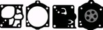 R7216 Gasket & Diaphragm Kit Replaces Walbro D20-WYJ