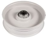 R722 Flat Idler Pulley IF4812 fits Case, MTD and Toro