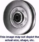 R730 V-Belt Idler Pulley IV42 Replaces AMF, Dynamark, Noma 45074