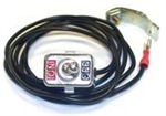 "R7728 Deluxe Toggle Type Kill Switch with 48"" lead wire for go-karts and ATV's fits 3/4"" & 7/8"" Frames"