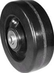 "R8215 - 6"" x 2"" John Deere AM107558 Deck Wheel with 5/8"" ID Reducer Bushing"