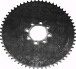 R8247 Steel Plate Sprocket