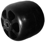"R8300 - 15/32"" x 3-3/4"" x 3-13/16"" Roller Wheel Replaces Kubota 76559-46250, 76543-46250"